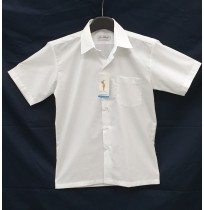 Short Sleeve School Uniform With Active Kleen (Stain Release, Easy Clean) Technology for Boys