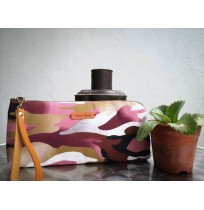 Handmade Colorful Camouflage Wristlet (Pre Order)