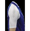 Microfiber - Royal Blue  /  White Collar
