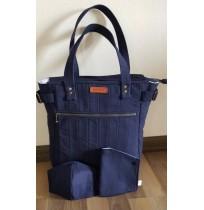 Customised Tote Bag - Blue (Pre Order)